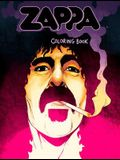 Frank Zappa Coloring Book: By Fantoons