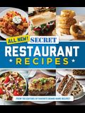 All New Secret Restaurant Recipes