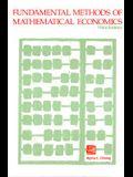 Fundamental Methods of Mathematical Economics, 3rd Edition