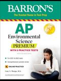 AP Environmental Science Premium: With 5 Practice Tests