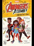 Orientation (Marvel: Avengers Assembly #1), 1