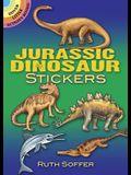 Jurassic Dinosaur Stickers