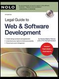 Legal Guide to Web & Software Development [With CDROM]