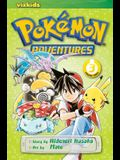 Pokémon Adventures (Red and Blue), Vol. 3, 3