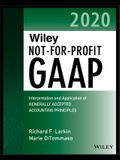 Wiley Not-For-Profit GAAP 2020: Interpretation and Application of Generally Accepted Accounting Principles