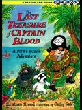 The Lost Treasure of Captain Blood: A Search-and-Solve Gamebook