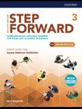 Step Forward Level 3 Student Book with Online Practice: Standards-Based Language Learning for Work and Academic Readiness