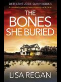 The Bones She Buried: A completely gripping, heart-stopping crime thriller