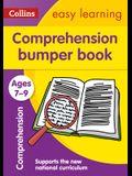 Comprehension Bumper Book: Ages 7-9