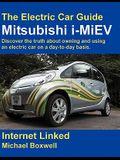The Electric Car Guide - Mitsubishi I-Miev the Electric Car Guide - Mitsubishi I-Miev