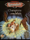 Champions of the Mists (AD&D Fantasy Roleplaying, Ravenloft Setting)