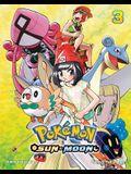 Pokémon: Sun & Moon, Vol. 3, Volume 3