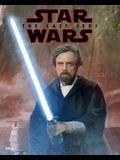 Star Wars: The Last Jedi Movie Storybook