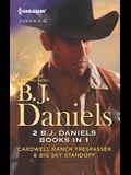 Cardwell Ranch Trespasser & Big Sky Standoff (Harlequin Intrigue)