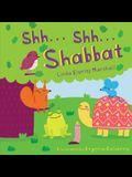 Shh . . . Shh . . . Shabbat