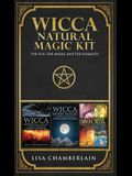 Wicca Natural Magic Kit: The Sun, The Moon, and the Elements