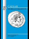 Caesar: Gallic War VI