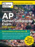 Cracking the AP Human Geography Exam, 2020 Edition: Practice Tests & Prep for the New 2020 Exam
