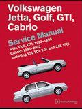 Volkswagen Jetta, Golf, GTI: 1993, 1994, 1995, 1996, 1997, 1998, 1999 Cabrio: 1995, 1996, 1997, 1998, 1999, 2000, 2001, 2002 (A3 Platform) Service Man