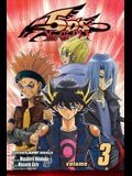 Yu-Gi-Oh! 5d's, Vol. 3, 3 [With Trading Card]