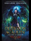 Demigods Academy - Book 5: The Cave Of Memory