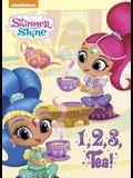 1, 2, 3, Tea! (Shimmer and Shine)