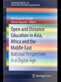 Open and Distance Education in Asia, Africa and the Middle East: National Perspectives in a Digital Age