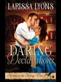 Daring Declarations: A Fun and Steamy Historical Regency
