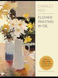 Flower Painting in Oil