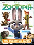 Disney Zootopia: The Essential Guide