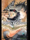 Black Clover, Vol. 1, 1