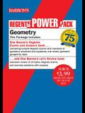 Regents Geometry Power Pack: Let's Review Geometry + Regents Exams and Answers: Geometry