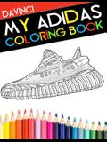 My Adidas Coloring Book