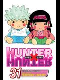 Hunter X Hunter, Vol. 31, 31