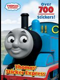 THOMAS' STICKER EXPRESS (Thomas & Friends) (Super Stickerific)