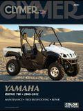 Clymer Yamaha Rhino 700, 2008-2012
