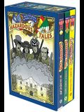 Nathan Hale's Hazardous Tales' Second 3-Book Box Set