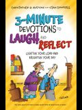 3-Minute Devotions to Laugh and Reflect: Lighten Your Load and Brighten Your Day