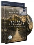 Sacred Pathways Study Guide with DVD: Nine Ways to Connect with God