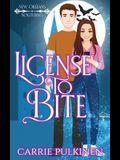 License to Bite: A Paranormal Romantic Comedy