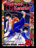Rurouni Kenshin, Vol. 25, 25