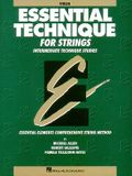 Essential Technique for Strings (Original Series): Violin
