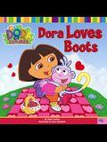 Dora Explorer 06: Dora Loves Boots
