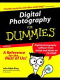 Digital Photography for Dummies [With CDROM]