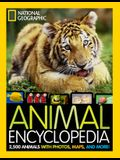 Animal Encyclopedia: 2,500 Animals with Photos, Maps, and More!