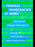 Federal Democracies at Work: Varieties of Complex Government