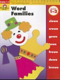 Word Families, Grades 1-2
