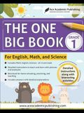 The One Big Book - Grade 1: For English, Math and Science