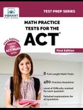 Math Practice Tests for the ACT