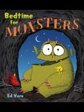 Bedtime for Monsters: A Picture Book